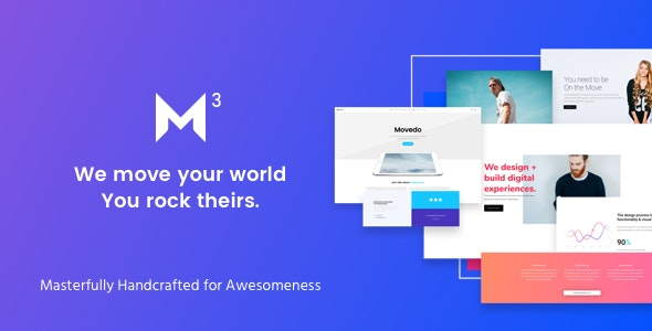 Nulled Movedo v3.4.2 - Responsive Multi-Purpose WordPress Theme